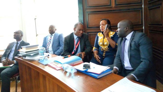 Tempers flare at KCCA over Beti Kamya directive