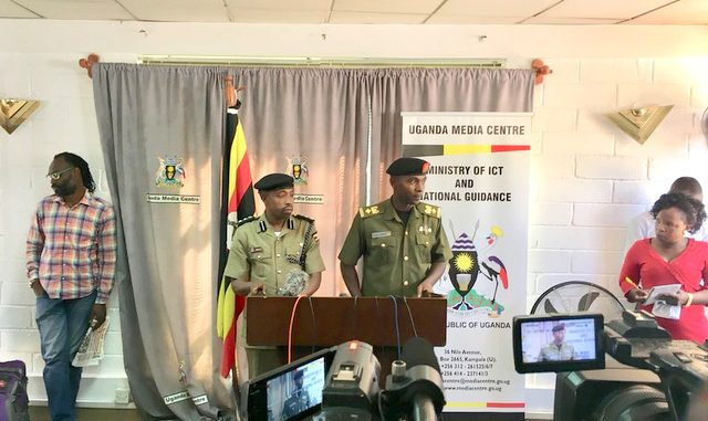 UPDF involvement in Case Clinic murder investigations explained