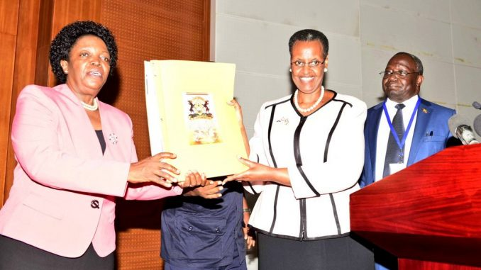 Janet Museveni orders stop of pre-registration tests