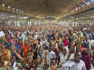 High population growth rate - A threat to food security initiatives in Africa