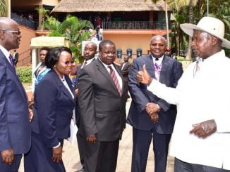 Constitution gives parliament too much power - Museveni
