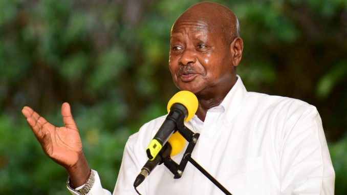 Museveni sanctions Red Pepper reopening, cautions bosses