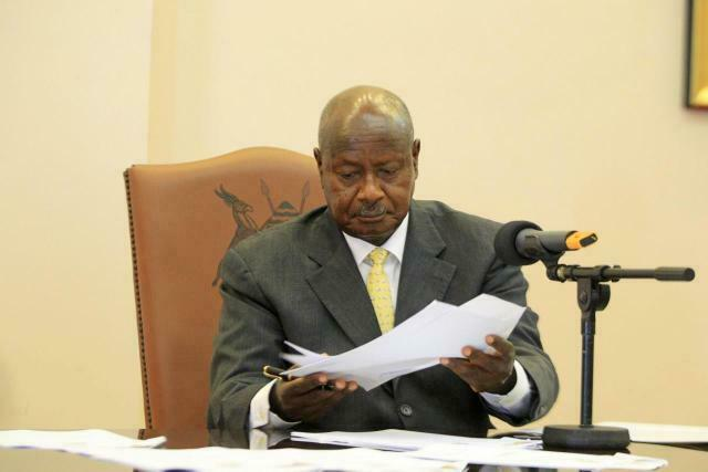 President Museveni signs age limit bill into law