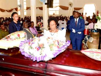 Don't mourn for Archbishop Nkoyoyo, celebrate his life - wife