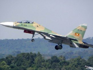 The debate over Uganda's war toys/fighter jets