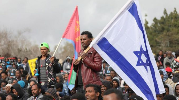 Ugandan gov't denies pact to resettle ejected Israel asylum seekers