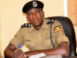 Bullets, teargas as Uganda Police arrest ASP Kirumira