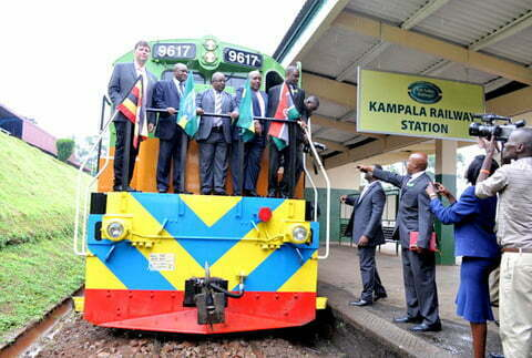 RVR Fights to retain railway operations in Uganda