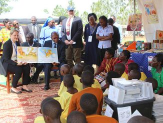 Ugandan govt launches national reading campaign in schools