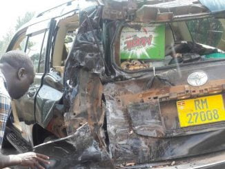 NRM director survives fatal motor accident