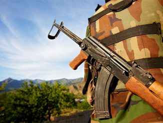 UPDF soldier shoots self after killing two civilians in Arua