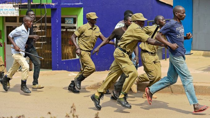 Ugandan Police: Damned if you do, damned if you don't