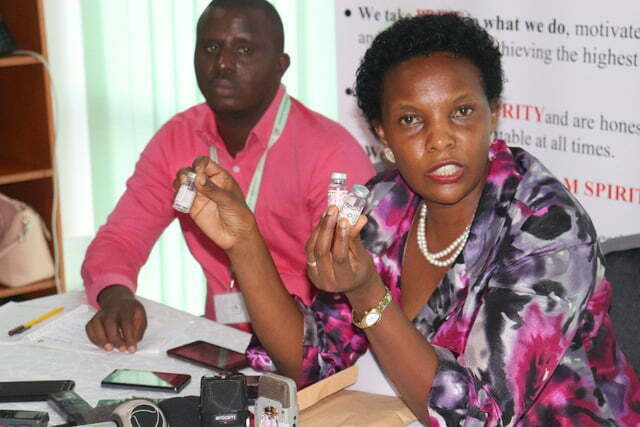 Fake Hepatitis B Vaccine in Uganda