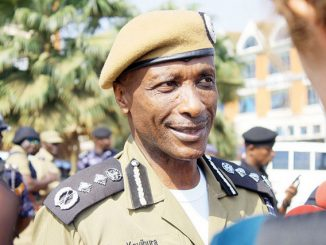 Uganda Police in management crisis as Kayihura delays handover