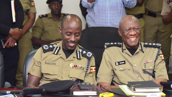 IGP Ochola transfers seven police officers from his office