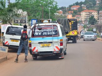 KCCA insists taxis should pay UGX 120,000 fees