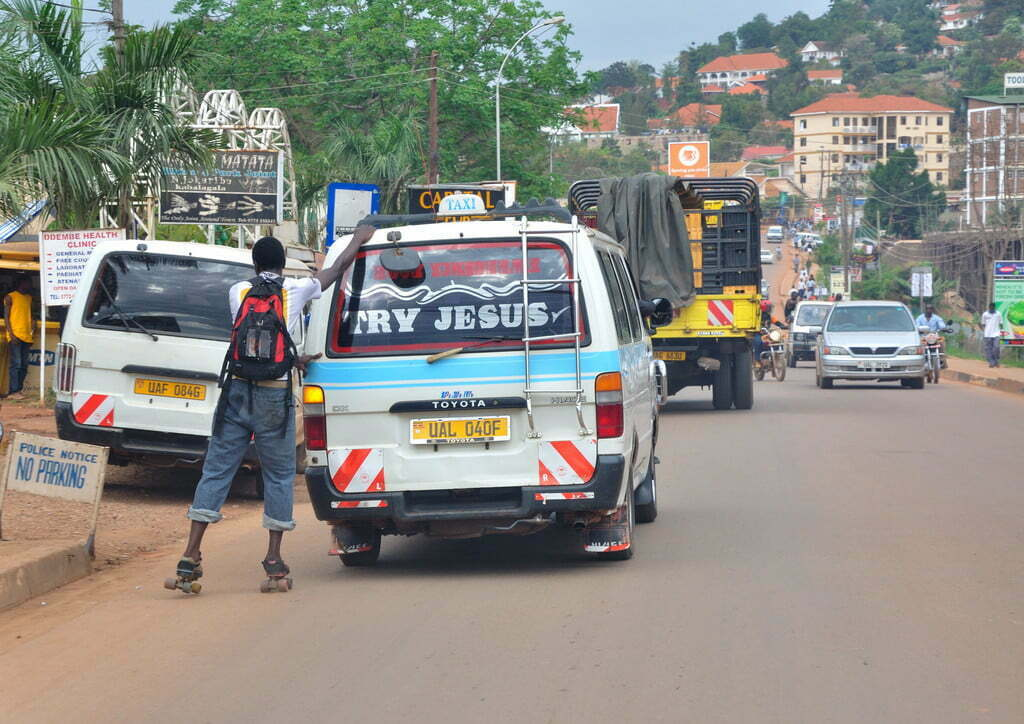 KCCA says taxi operators earn a lot of profits and should accept paying UGX 120,000 fee monthly