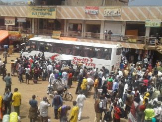 Easter: Transport fares to Western Uganda up
