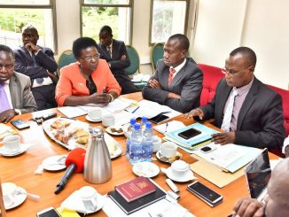 Dott Services given new contract for Tirinyi-Mbale road