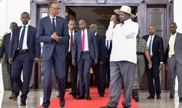No fundamental problem between Uganda & Rwanda - President Museveni