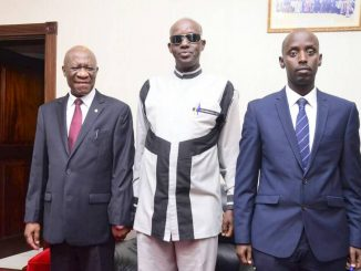 Collaboration will cure insecurity - Gen. Elly Tumwine