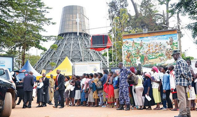 Over 400 international pilgrims register for Uganda Martyrs Day