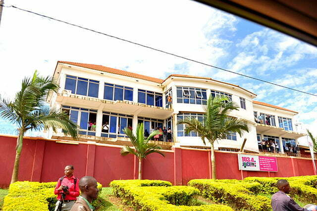 Red Pepper Publications offices in Namanve