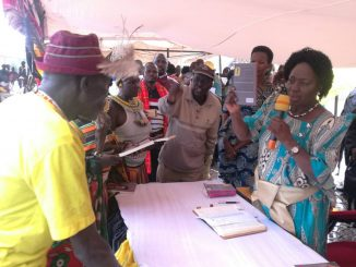 Speaker of Parliament Rebecca Kadaga renews fight against FGM