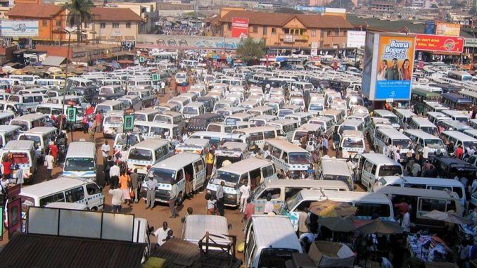 KCCA officials have asked President Museveni to reverse his earlier directive on fee paid by taxis