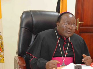 Archbishop Lwanga calls for sustained security in Easter message