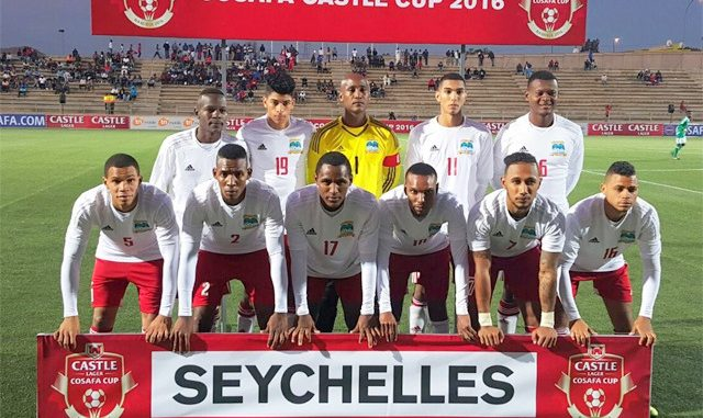 Uganda Cranes to battle Seychelles in Kampala
