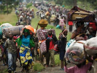 UNHCR scaling up support as DRC violence drives thousands into Uganda