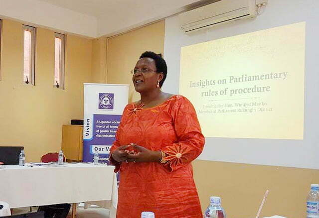 Winnie Matsiko thrown out as Rukungiri Woman MP