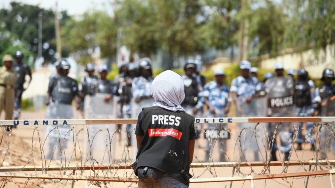 Uganda drops 5 places in 2018 World Press Freedom Index