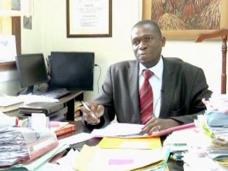 Makerere University bursar Augustine Tamale resigns