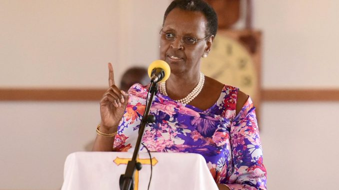 First Lady Janet Museveni's security roughs up Makerere University Professor