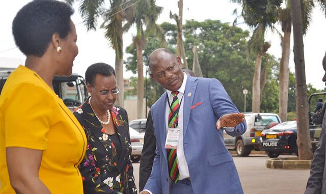 First Lady Janet Museveni warns Makerere University on strikes