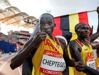 Uganda's Cheptegei claim 5,000m gold at the 2018 Commonwealth Games
