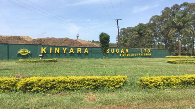 Kinyara stuck with over 180,000 tons of sugar