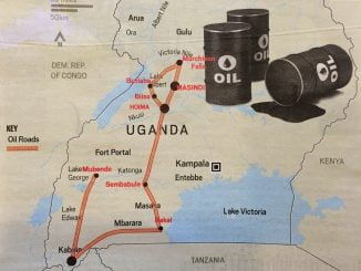 UNRA assures oil companies on roads