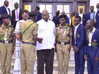 Gov't will clear all arrears of medal winning athletes - President Museveni