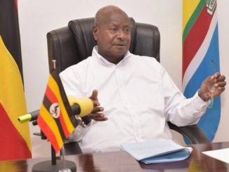 President Museveni calls for a regional peace secretariat