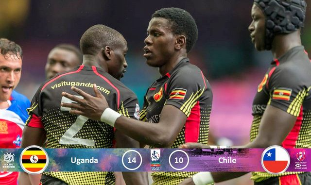 Rugby Cranes defeat Chile, Georgia in World 7s Qualifier