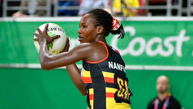 Uganda She Cranes win over Scotland not enough