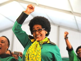 South African anti-apartheid activist Winnie Mandela dies at 81