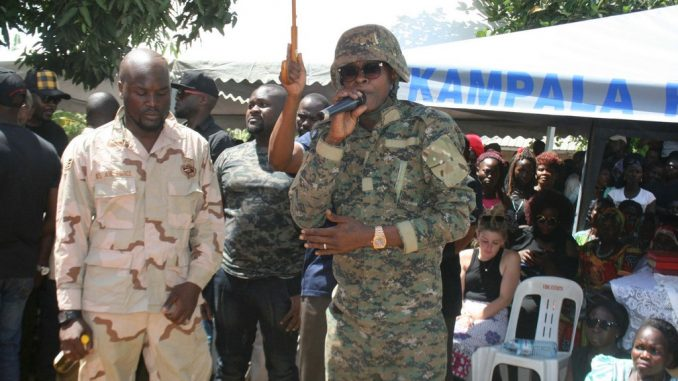 Uganda Police orders withdrawal of military attire from civilians