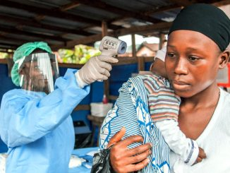 DRC Ebola outbreak has potential to expand- WHO