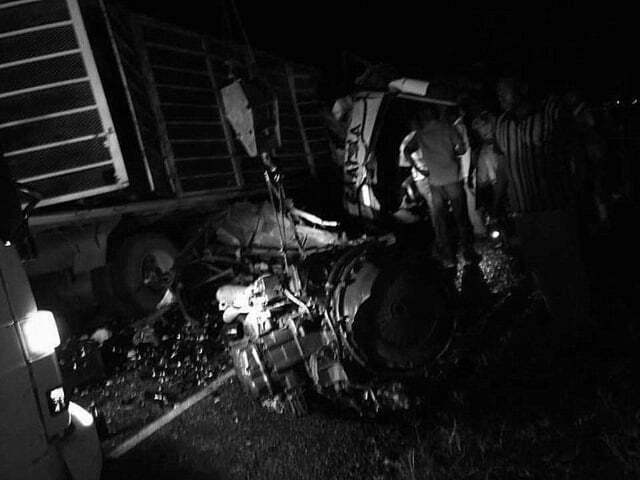 Gaaga bus accident