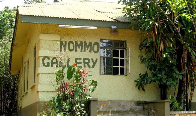 Parliament directs Gen. Tumwine to vacate Nommo Gallery