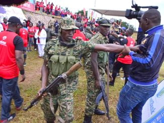 Press freedom in Uganda not getting any better - Journalists